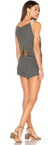 Bobi Knit Cross Back Romper