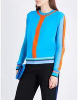 Diane von Furstenberg Crewneck knitted jumper