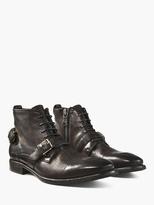 John Varvatos Fleetwood Buckle Boot