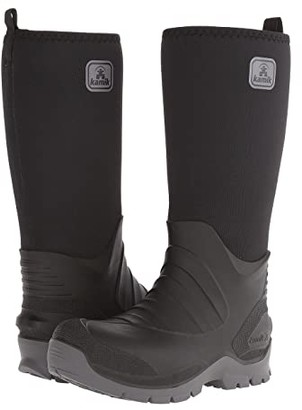 Kamik Bushman (Black) Men's Cold Weather Boots