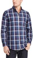 Chaps Men's Classic-Fit Easy-Care Button-Down Shirt