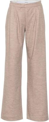 Max Mara Dondolo wool and cotton pants