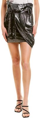 IRO Mahont Mini Skirt