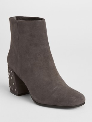Gap Square-Toe Block Heel Boots