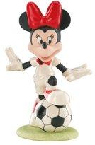 Lenox 840537 Classics Disney's Minnie Soccer Star Figurine by