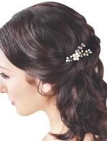 Lemandy Pearls and beads bridal hairpin U bridal hair pin for wedding