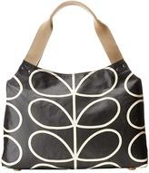 Orla Kiely Classic Zip Shoulder Bag Shoulder Handbags