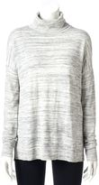 Women's SONOMA Goods for LifeTM Boxy Turtleneck Sweater