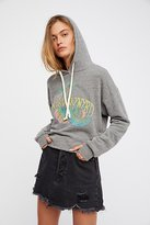 Trunk Ltd. Rock 'n' Roll Cropped Hoodie by at Free People