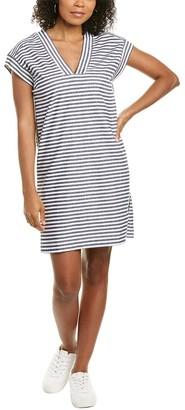 Grey State Kitte Striped Mini Dress