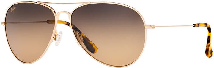 Maui Jim Polarized Mavericks Sunglasses, 264