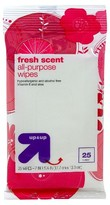up & up Fresh Scent All-Purpose Towelettes - 25 ct