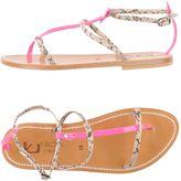 K Jacques St Tropez K.JACQUES ST. TROPEZ Toe strap sandals - Item 11189788