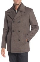 extra small mens peacoat - ShopStyle