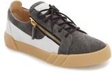 Giuseppe Zanotti Men's Low Top Sneaker
