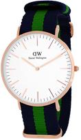 Daniel Wellington Classic Warwick Collection 0105DW Men's Analog Watch