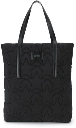 Jimmy Choo quilted Pimlico tote