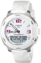 Tissot Unisex TIST0814201701700 T-Race Analog-Digital Watch