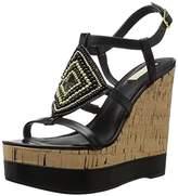Lauren Ralph Lauren Women's Mattie Wedge Sandal