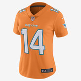 Nike NFL Miami Dolphins Color Rush Limited Jersey (Jarvis Landry) Women's Football Jersey