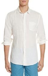 Onia Abe Linen Blend Shirt