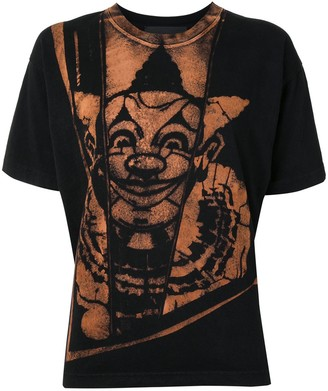 aganovich graphic-print cotton T-shirt