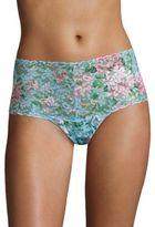 Hanky Panky High-Waisted Lace Panties