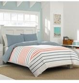 Nautica 'Staysail' Cotton Duvet Cover Set