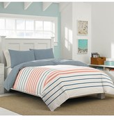 Nautica Staysail Cotton Duvet Cover & Sham Set