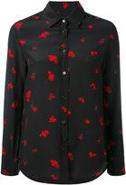 Golden Goose Deluxe Brand Flame Flower blouse - women - Silk - S