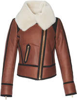 Temperley London Eileen Aviator Jacket