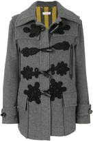 Altuzarra embroidered toggle coat
