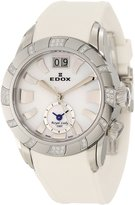 Edox Women's 62005 3D40 NAIN GMT Quartz Royal Lady Watch