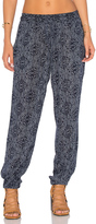 Velvet by Graham & Spencer Janalee Printed Pant