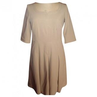 Rodier Beige Dress for Women