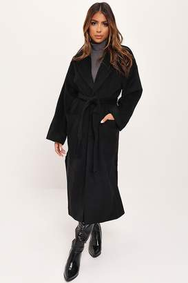 I SAW IT FIRST BELTED DUSTER COAT