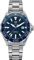 Tag Heuer WAY201BBA0927 aquaracer stainless steel blue mens