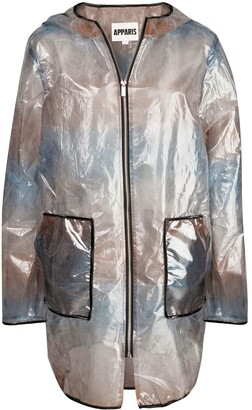 Apparis Transparent Raincoat