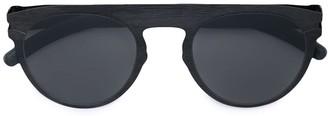 Mykita round sunglasses