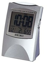 Seiko CK0037 lcd alarm clock by