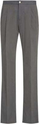 Pt01 PT 01 Sonny Pleated Stretch-Cotton Pants