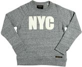 Finger In The Nose Nyc Cotton Sweatshirt