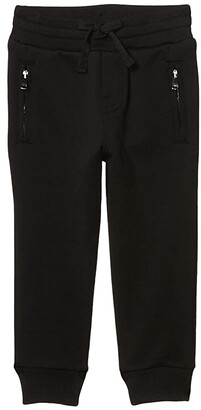 Dolce & Gabbana Kids Pantalone Trousers (Toddler/Little Kids) (Nero) Boy's Casual Pants