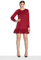 Milly Stretch Silk Lydia Dress