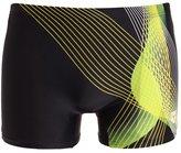 Arena Viborg Swimming Shorts Black/yellow Star