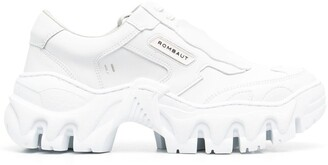 Rombaut Ridged-Sole Sneakers