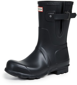 Hunter Boots Original Side Adjustable Short Boots