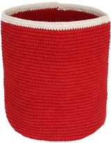 Anne Claire Hand-Crocheted Basket