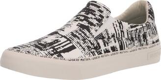SeaVees mens Hawthorne Slip on Words Matter Sneaker