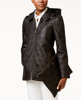 Kate Spade Floral-Quilted Jacket with Matching Bag